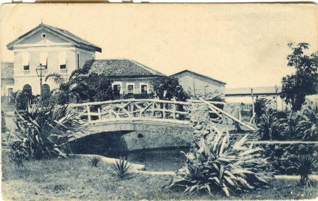Registros antigos da Ponte