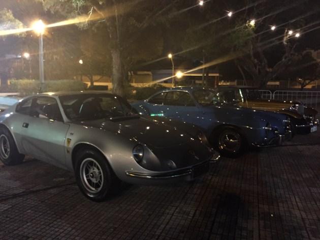 Coleção de carros antigos (Fotos: Lara Paiva)