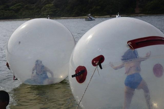 A bolha (Foto: Felipe Magno)