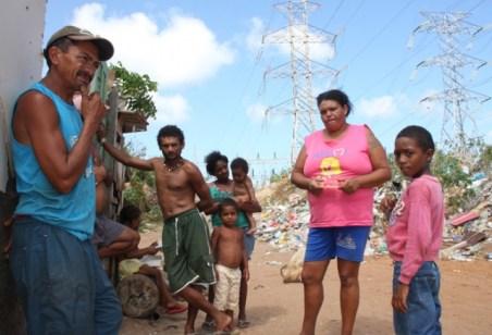 Favela do Camboim (Foto: Natal Fatos e Fotos)