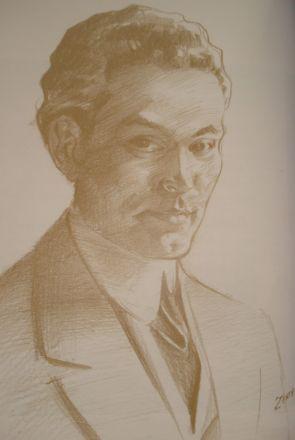 Retrato de Giácomo Palumbo