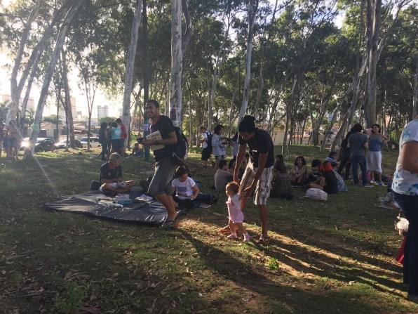 A Feira da Gratidão aconteceu neste sábado (Fotos: Lara Paiva)