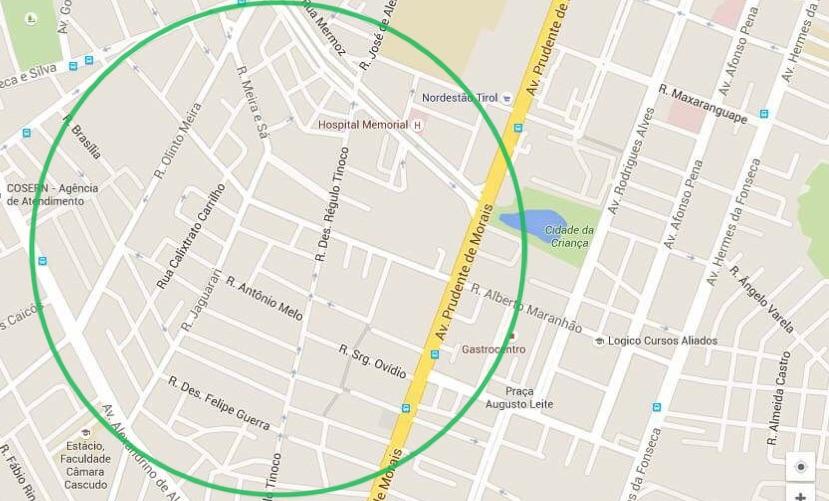 Jaguarari, além de uma via, já foi um bairro