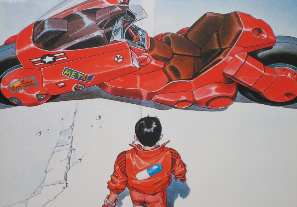 """Cyberpunk """"Akira"""" será exibido em Natal em comemoração aos 30 anos da estreia"""