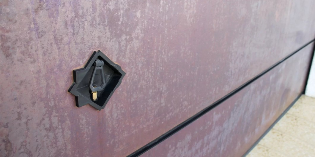 Materiali porte da garage