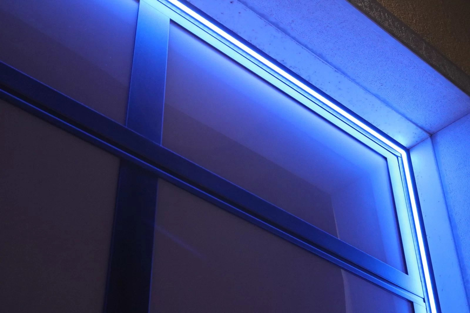 Emotional Light Breda - Led Blu