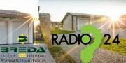 """Breda """"segna l'ora"""" a Radio 24"""