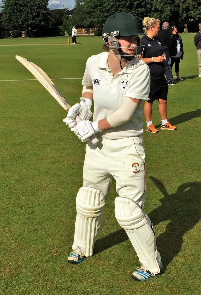 female cricketer rachel fenney