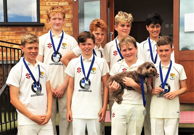 2017 shield final: Bredon Under 13s v Alcester and Ragley