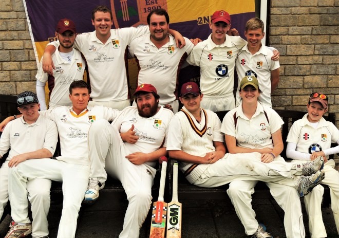 Humour: Bredon Cricket Club's irrepressible Second XI end the season