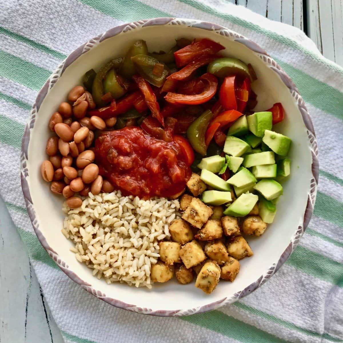 High-Protein Vegan Bowl Recipe