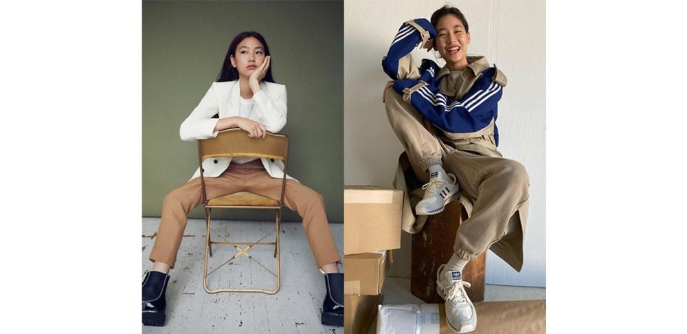 魷魚遊戲「姜曉」演員鄭浩妍超時髦私服穿搭