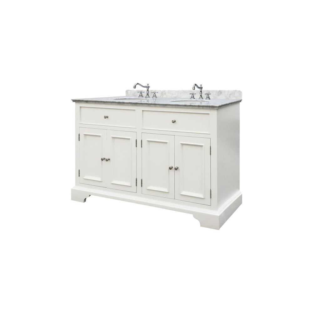 Paris Double Sink Vanity Unit Accessories From Breeze Furniture Uk
