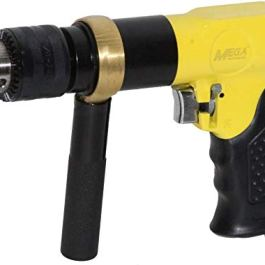 13Mm Reversible Pnuematic Drill Machine with Keytype Chuck Pistol Grip Drill (13 mm)