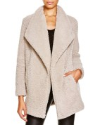 Faux Shearling Coat