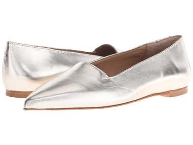 Metallic Pointy Flat