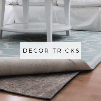 Decor Tricks