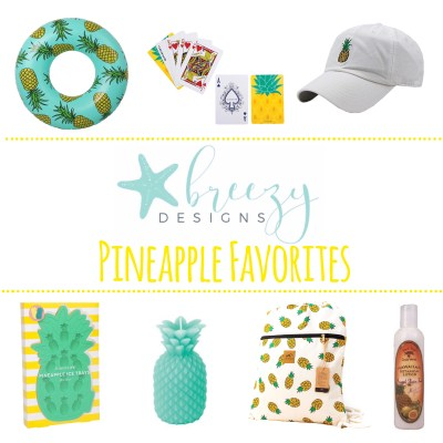 National Pineapple Day!