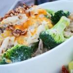 Creamy Rosemary Chicken and Broccoli Bake