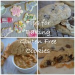 Tips for Baking Gluten Free Cookies