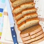 {Pine}Apple Zucchini Bread