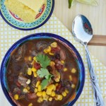 Southwest Cilantro and Jalapeno Stew