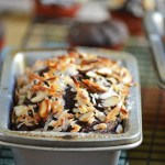 Gluten Free Chocolate Almond Joy Bread