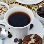 Gluten Free French Roast Chocolate Toffee Cookies