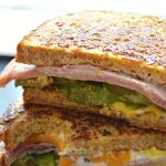 Gluten Free Leftover French Toast Sandwiches