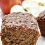 Gluten Free Baked Apple Cinnamon Bread
