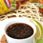 There is nothing more simple than this Gluten Free Microwave Teriyaki Sauce to add flavor to your meal. Use it as a dip, sauce, or glaze for all your Asian cuisines.