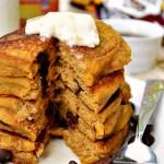 Gluten Free Perfect Pumpkin Pancakes