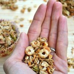 Gluten Free Apple Cinnamon Spiced Granola