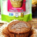 Gluten Free Among Friends Cinnamon Banana Muffins