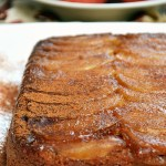Gluten Free Upside Down Apple Spice Cake