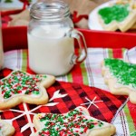 Gluten Free Soft and Fluffy Cutout Sugar Cookies