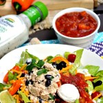 Give your tuna a southwest makeover in this quick, easy, and delicious Gluten Free Southwest Tuna Salad. You'll love the combo of lime, cilantro, and hot sauce in this zippy salad!