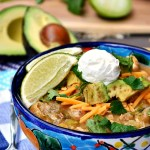 Gluten Free White Bean Chicken Chili