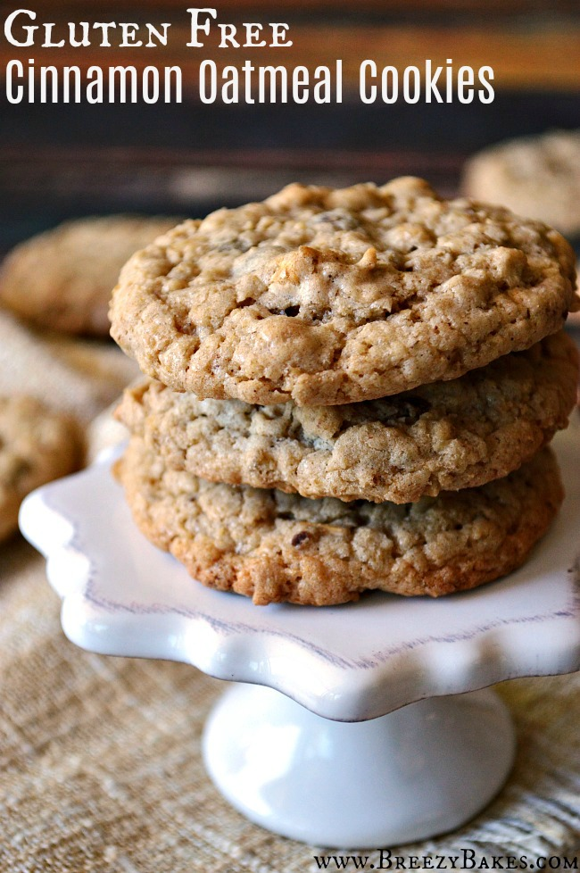 Old Fashioned Soft and Chewy Oatmeal Cookies 61