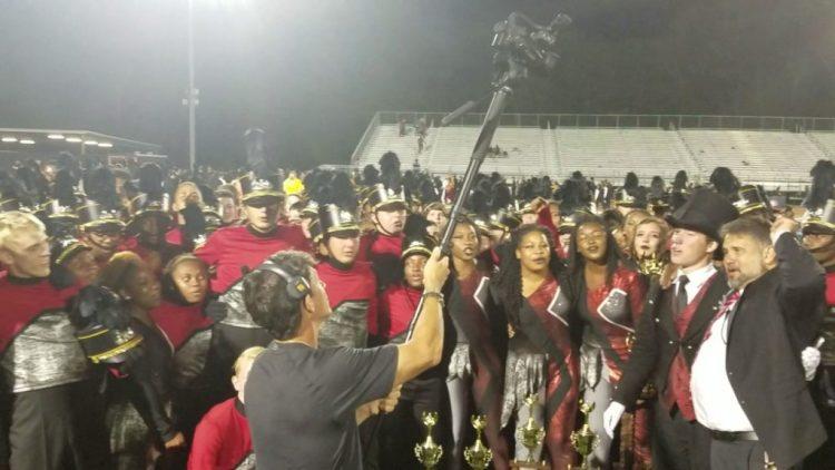 Kosciusko Big Red Band Brings Home the Gold