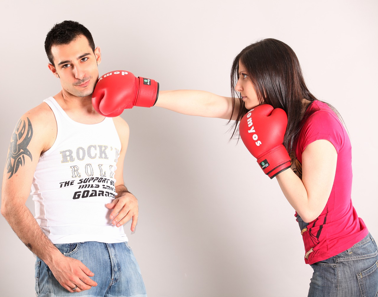 your reactions to fights in marriage decides whether it will affect your relationship