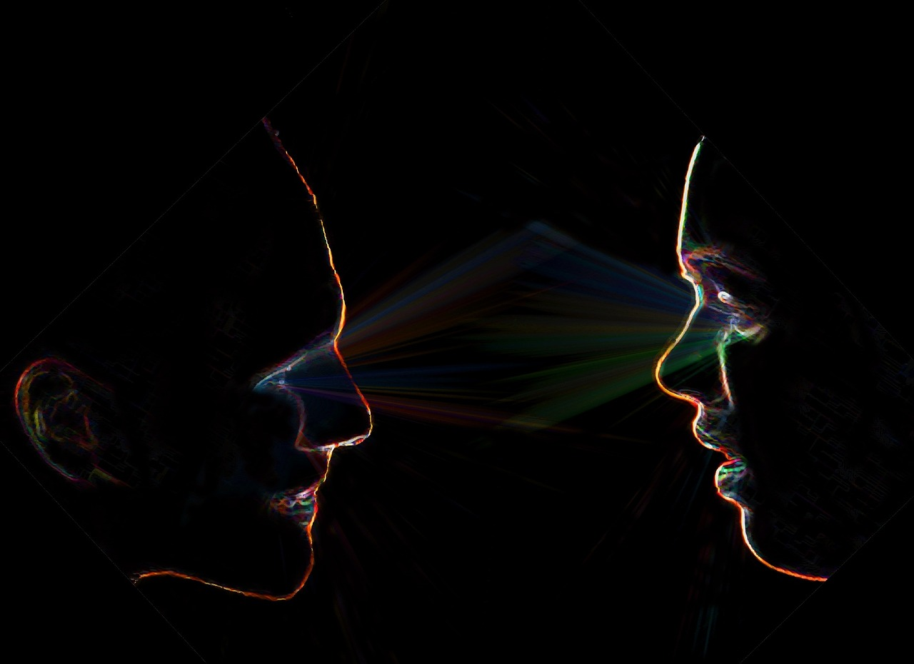 direct eye contact with your spouse works magic to your relationship