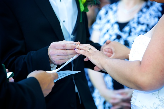 marriage vows will never go outdated or outmoded