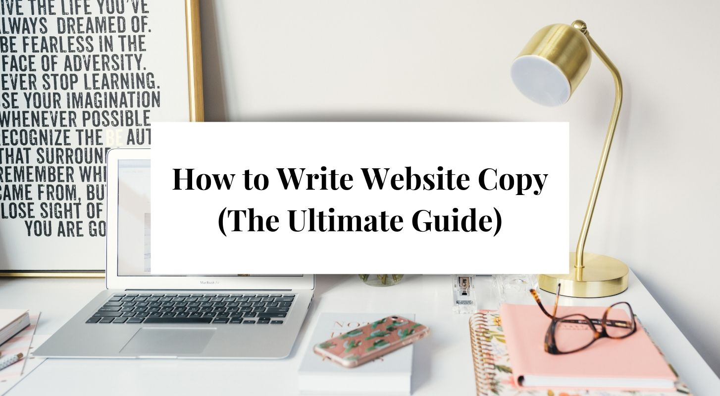 How to Write Website Copy (The Ultimate Guide) | Breezy Words, Sydney