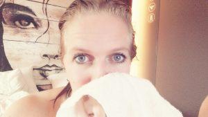 Zachte handdoeken! Daar word ik zó blij van in een hotel, aangezien je meestal van die stugge exemplaren aantreft!