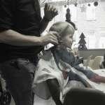 Niet alle kinderen vinden de kapper stom!