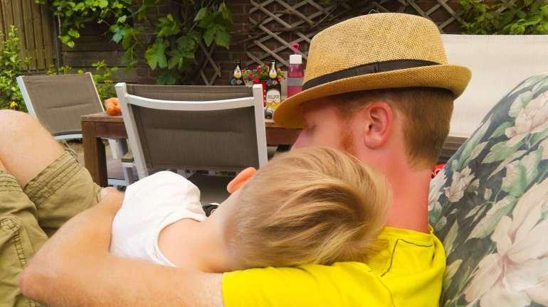 knuffelen papa bregblogt.nl