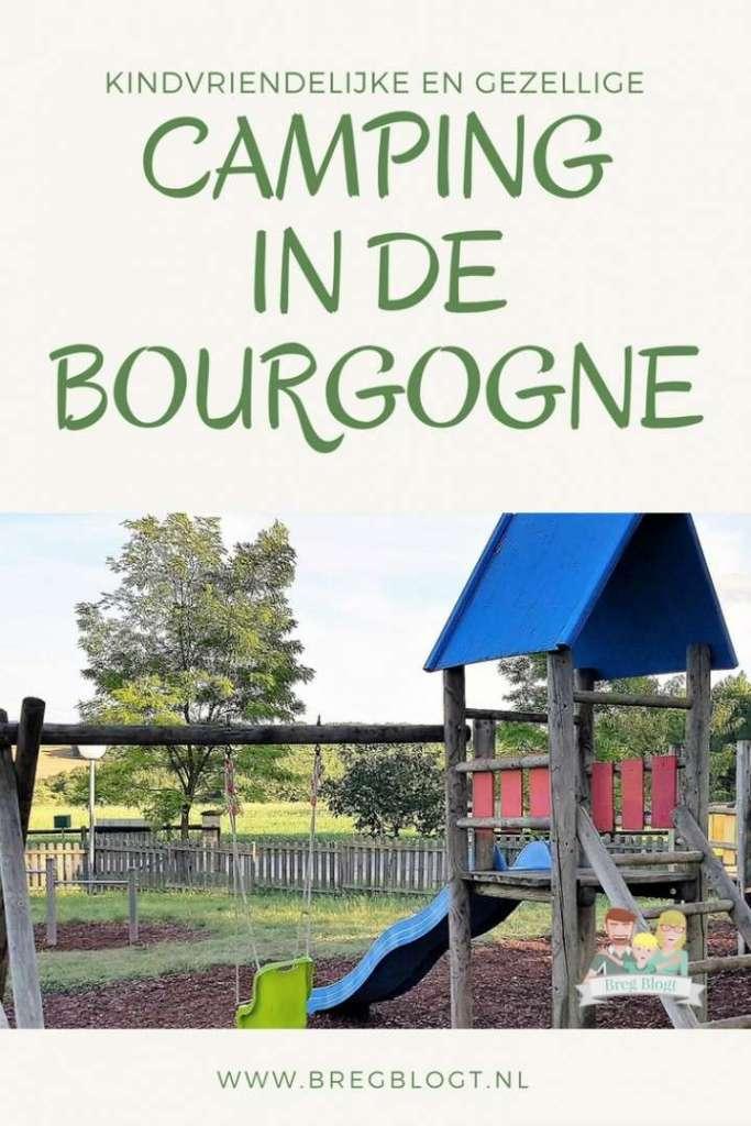 kindvriendelijke camping in de Bourgogne Frankrijk bregblogt.nl au bois Joli
