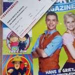 Voor het eerst naar het theater: Hans en Grietje de Musical!