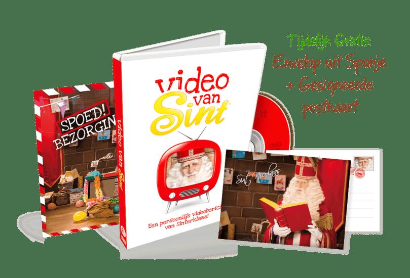 Video van Sint pakket bregblogt.nl